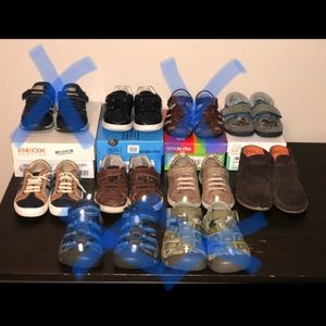 Other - Boy Shoes (price for each or bundle/send offer)
